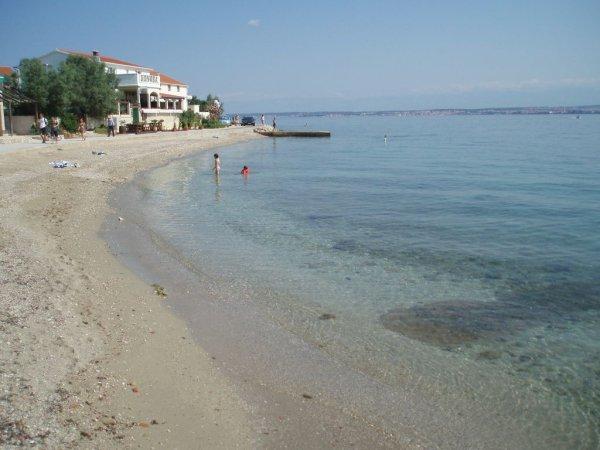 pláž Preko