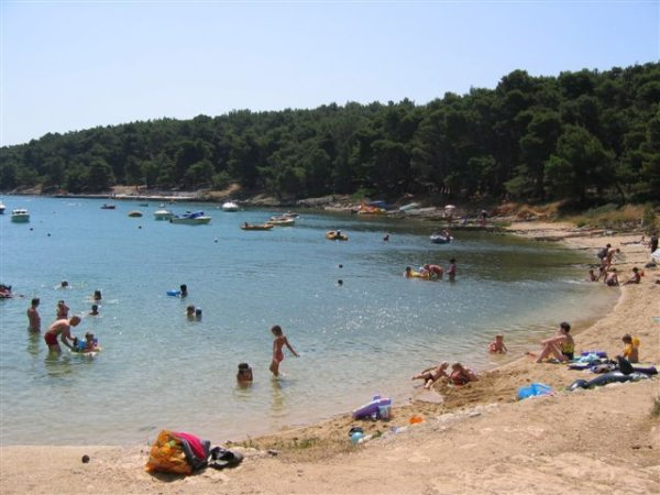 premantura pláž