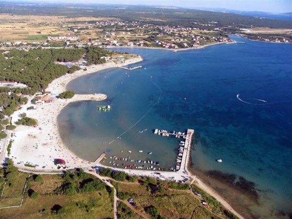 Zaton u Ninu - Chorvatsko