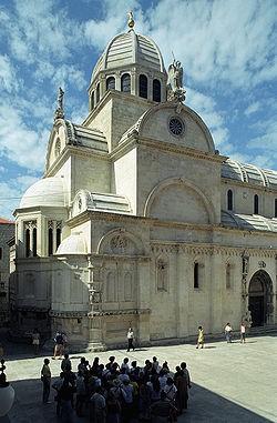 katedrala sveti jakov Šibenik