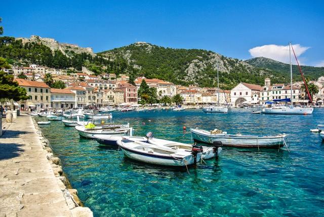 Ostrov Hvar - nejslunnější místo v Chorvatsku