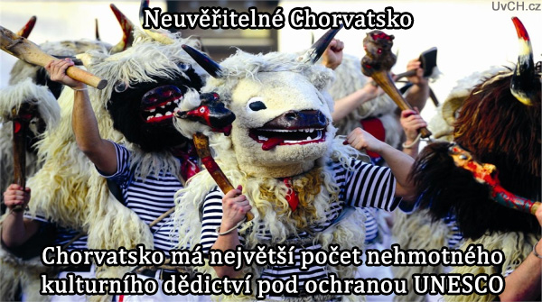 unesco chorvatsko