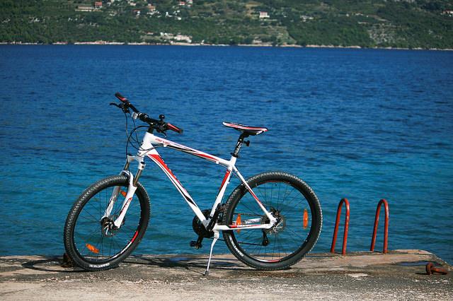 cykloturistika Chorvatsko