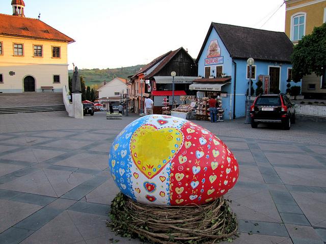 velikonoce v chorvatsku