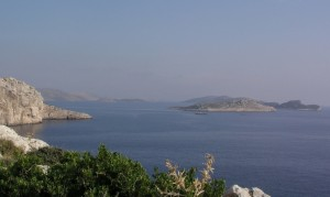 vraky lodí v chorvatsku