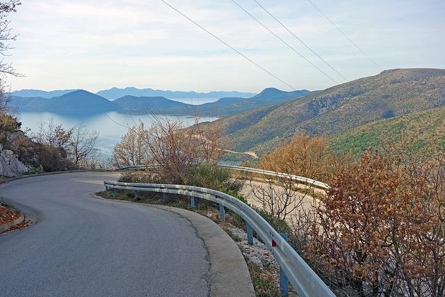 Chorvatsko zima