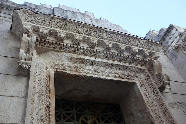 Diokleciánův palác Split Chorvatsko
