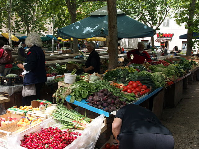 Trhy v Chorvatsku
