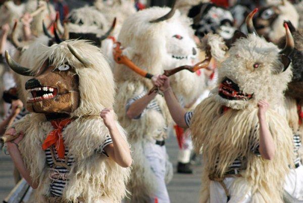 chorvatsko karneval