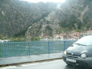 chorvatsko autem