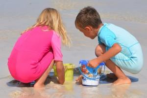 Rodinná dovolená s dětmi v Chorvatsku