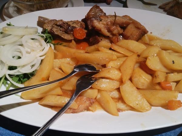 gastronomie chorvatsko