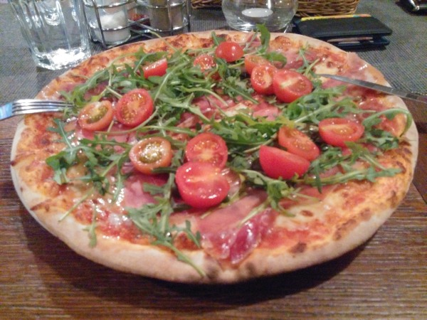 pizza v chorvatsku