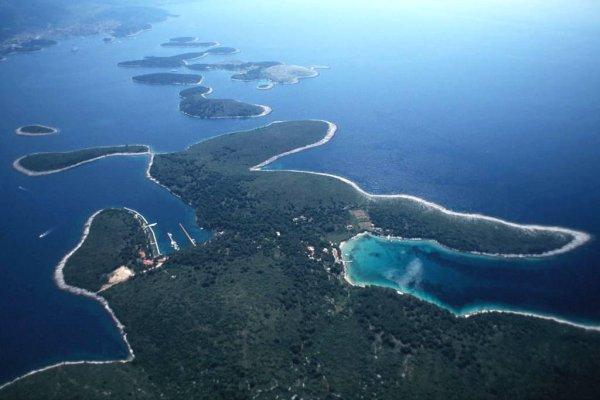 paklene ostrovy chorvatsko