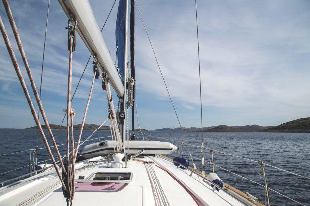 Jachty v Chorvatsku