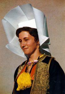 Konavle - tradiční kroj