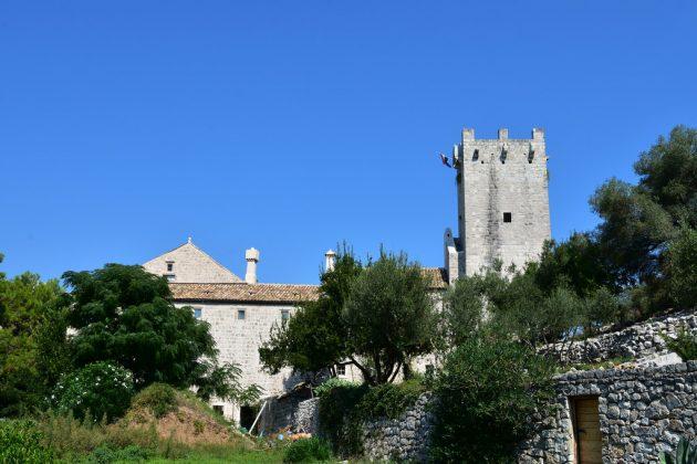 Klášter sv. Marie, Mljet