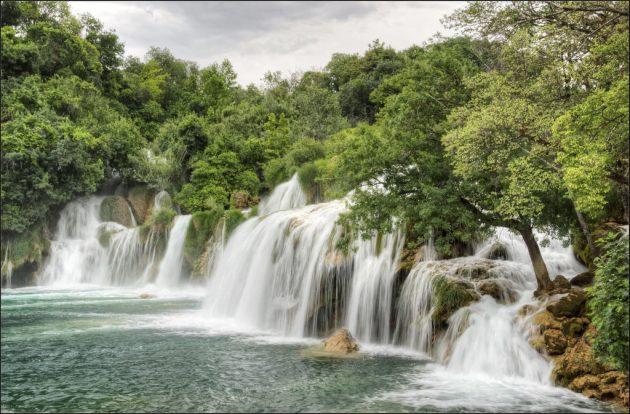 Krka -národní park