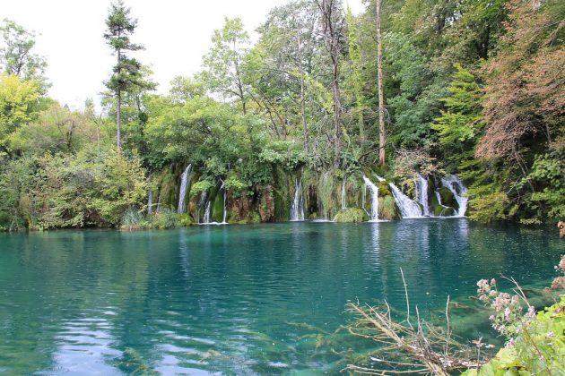 Plitvická jezera: jedinečný přírodní jev