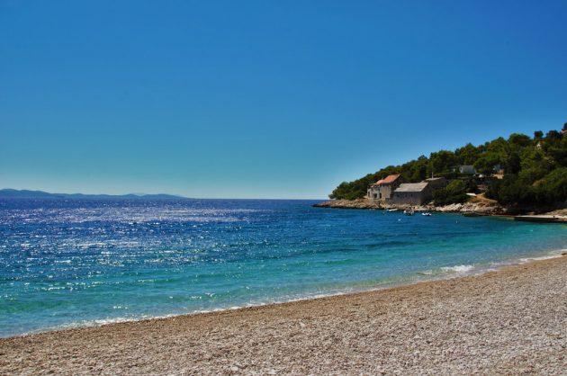 Trajektem po ostrovech střední Dalmácie
