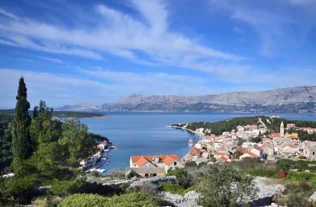 Ostrov Brač-Povlja