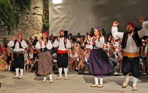 Folklór na Korčule