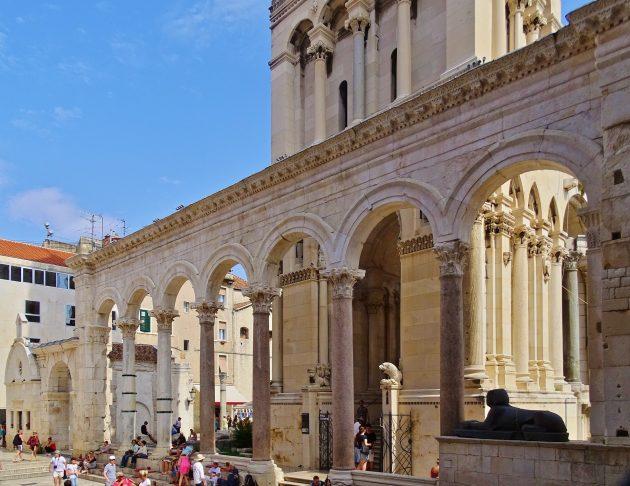 Diokleciánův palác_Split
