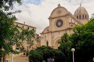 Šibenik-katedrála sv. Jakuba