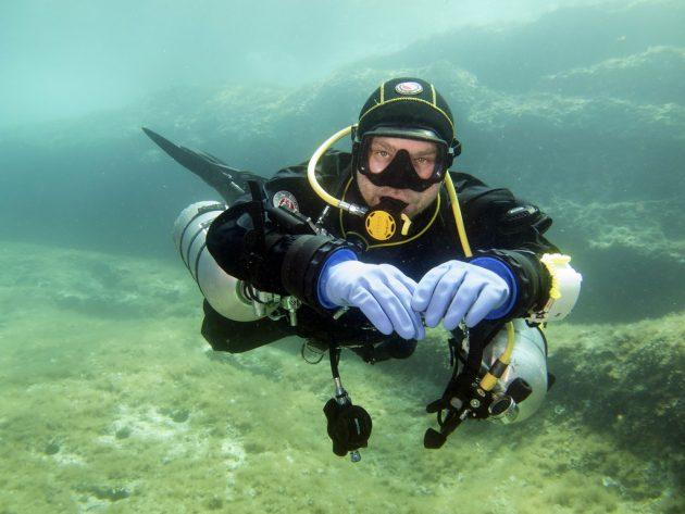 Chorvatsko potápění