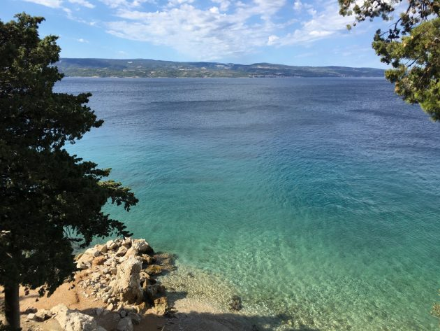 Omišská riviéra – splnění snu o letní dovolené