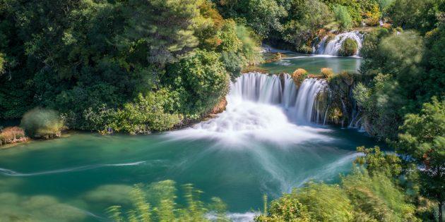 Krásy Severní Dalmácie