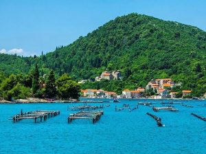 víkend v chorvatsku