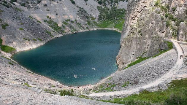 Modré a Červené jezero brzy na seznamu UNESCO