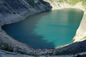 Modré jezero Imotski