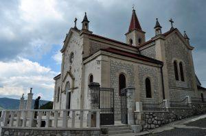 Kostel Chorvatsko