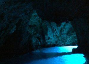 Biševo_Modrá jeskyně