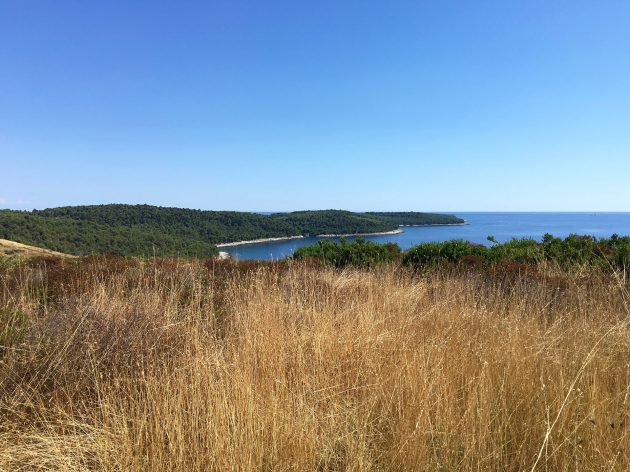Poloostrov Kamenjak láká na panenskou přírodu