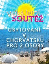 soutěž o pobyt v Chorvatsku