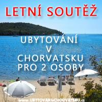 soutěž o ubytování v chorvatsku pro dvě osoby