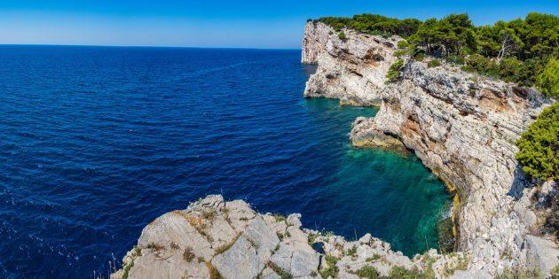 Přírodní park Telašćica - klenot ostrova Dugi otok