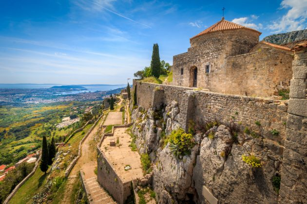 Pevnost Klis
