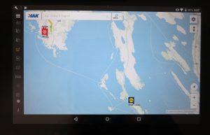 Aplikace HAK map