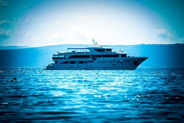 Chorvatsko na lodi
