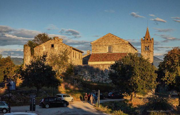 Nejzajímavější místa ve vnitrozemí Istrie