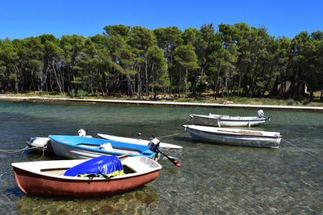 Ostrov Molat – zažijte dovolenou bez turistů!