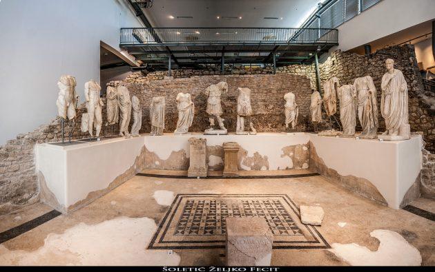 Po stopách římského impéria v Chorvatsku