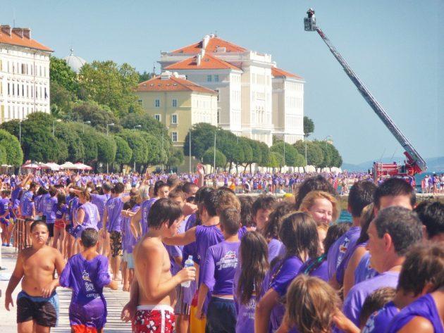 Na Zadar se blíží velká vlna!