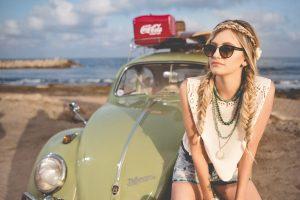 Auto_pláž