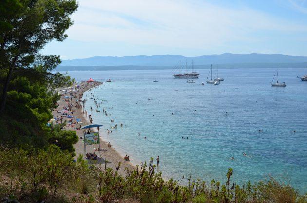 Chorvatsko_pláž