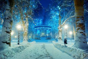 Zima v Záhřebu